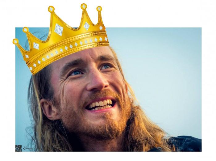 Den icke-supportade kungen av vägen. (Bild från Transomania, lätt photoshoppad.)
