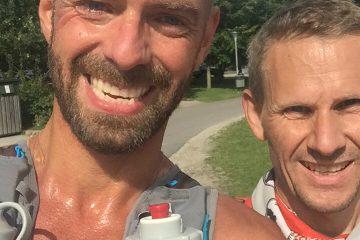 Mikael Hedman och Martin Scharp