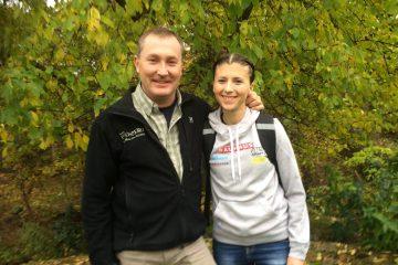 Annika och hennes Man tillika support, Ulf